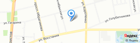 Детский сад №122 Веселинка на карте Казани