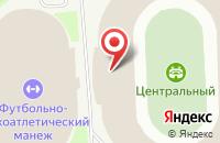 Схема проезда до компании Спорт Профи в Казани