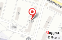 Схема проезда до компании Техно-Ремонт в Казани
