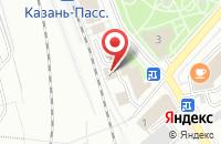 Схема проезда до компании Городская салон-парикмахерская в Домодедово