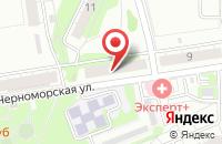 Схема проезда до компании Агентство По Связям С Общественностью «Медиа Курьер» в Казани
