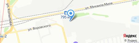 Окнариум на карте Казани