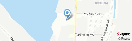 Опорный пункт общественного порядка Отдел полиции №10 Промышленный на карте Казани