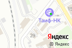 Схема проезда до компании КАРМАСТЕР в Казани