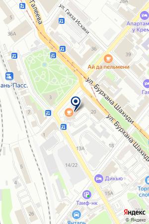 ВАША ПЕЧАТЬ на карте Казани