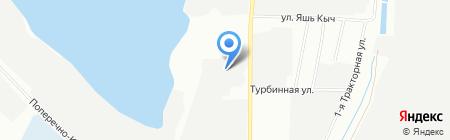 ТироТех на карте Казани