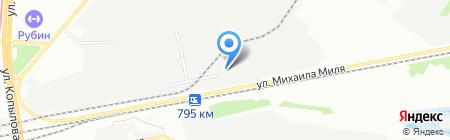 Строй Альянс Кровля на карте Казани