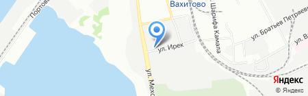 ГаражСтрой на карте Казани