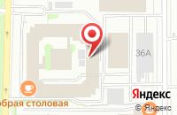 Схема проезда до компании Татарская Академия Управления - Инвестиции в Казани
