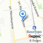 Мелита на карте Казани