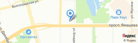 Терринко на карте Казани