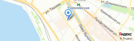 SK TRANS на карте Казани