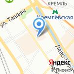 GN-travel на карте Казани
