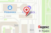 Схема проезда до компании Сигма Лифт Казань в Казани