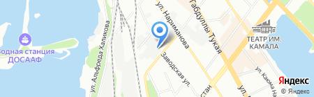 Центр Уюта на карте Казани