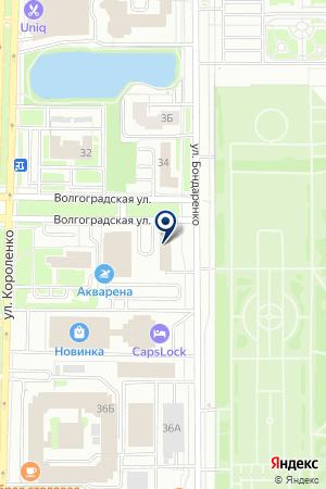 ПРОЕКТНАЯ ОРГАНИЗАЦИЯ СТАНДАРТ-ПРОЕКТ на карте Казани