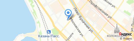 ФОРЭКС-СБ на карте Казани