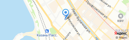Ювелир Шик на карте Казани