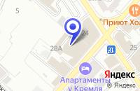 Схема проезда до компании САЛОН СВАДЬБА в Казани