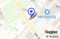 Схема проезда до компании БАЛТАСИНСКАЯ БАНЯ в Балтаси