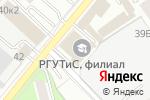 Схема проезда до компании Карнавал в Казани