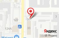 Схема проезда до компании Стартэк в Казани