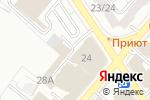 Схема проезда до компании Автолига в Казани
