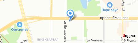 Недвижимость без посредников на карте Казани
