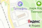 Схема проезда до компании Инфоматы самообслуживания в Казани