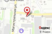 Схема проезда до компании Стройинвест в Казани