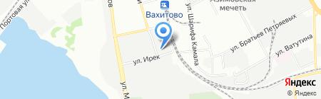 Банкомат Хоум Кредит энд Финанс Банк на карте Казани