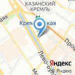 Приволжский центр современных строительных технологий на карте Казани