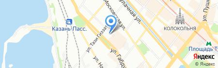 Sevgi на карте Казани