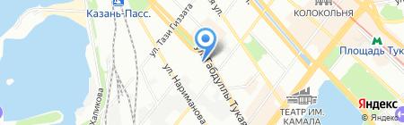 Мир колясок на карте Казани