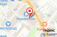 Схема проезда до компании Скарлет в Казани