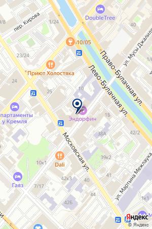 ПРОЕКТНО-СТРОИТЕЛЬНАЯ ФИРМА СТРОЙЭНЕРГОПРОЕКТ на карте Казани