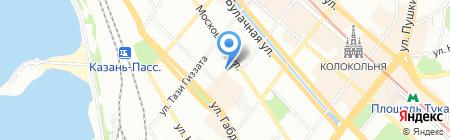 Центр трикотажа на карте Казани