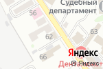 Схема проезда до компании БМЗ в Казани