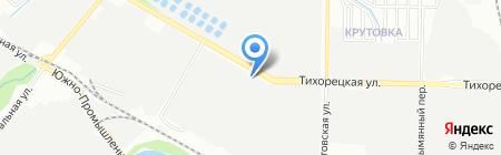 Скайлайн на карте Казани