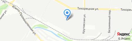 Камские Нерудные Материалы на карте Казани