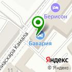 Местоположение компании Гарант-мебель