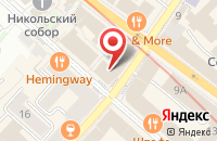 Схема проезда до компании Барко Капитал в Казани