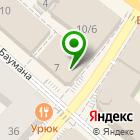 Местоположение компании Казанские легенды