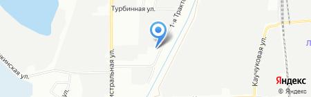 РесурсИнт на карте Казани