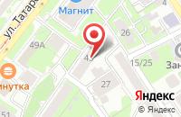 Схема проезда до компании Фирма  в Казани
