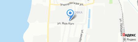 Лидер+ на карте Казани