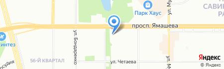ЛКК Казань на карте Казани