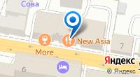 Компания Бронто на карте