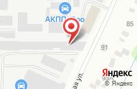 Схема проезда до компании Производственная фирма в Казани
