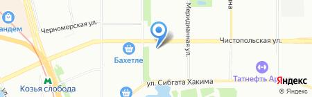 Ideab Project на карте Казани